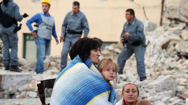Seisme Italie 2016