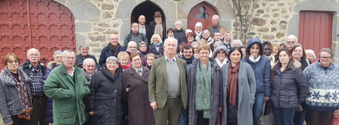 Congrès départemental du Secours Populaire de la Corrèze 2017